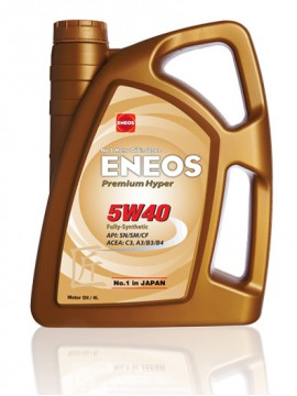 ENEOS Premium Hyper 5W/40 Motor Yağı