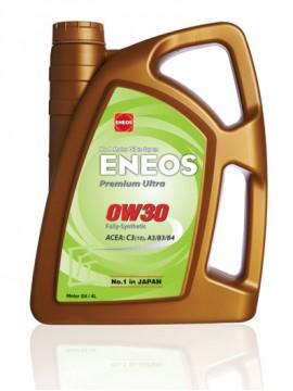 ENEOS Premium Ultra 0W/30 Motor Yağı 4 LT