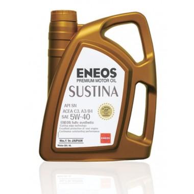 ENEOS SUSTINA 5W/40 4 LT Premium Motor Yağı