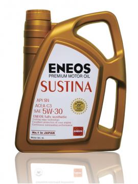 ENEOS SUSTINA 5W/30 4 LT Premium Motor Yağı